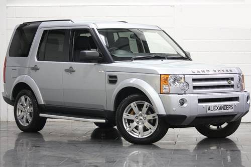 For Sale 09 09 Land Rover Discovery 3 2 7 Tdv6 Hse E4 Auto 2009