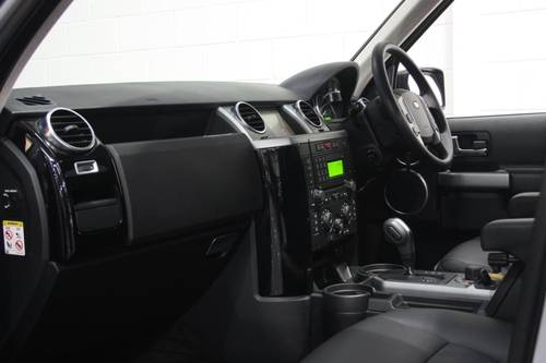 For Sale 09 09 Land Rover Discovery 3 2 7 Tdv6 Hse E4 Auto