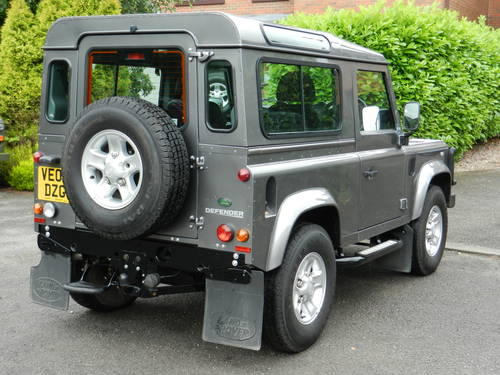 john defender rovers ltd for defenders ex excellent landrover news craddock sale old rover pages land condition military