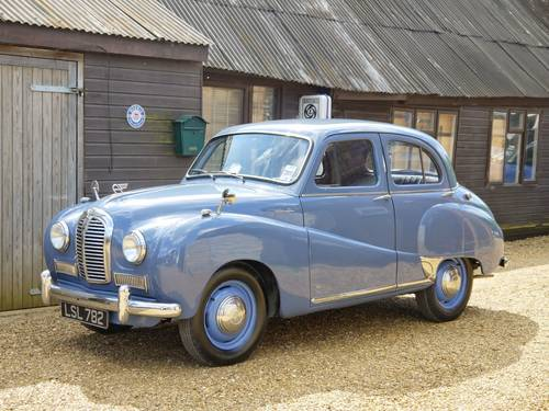 For Sale AUSTIN A40 SOMERSET  EXCELLENT CAR FULLY RETRIMMED