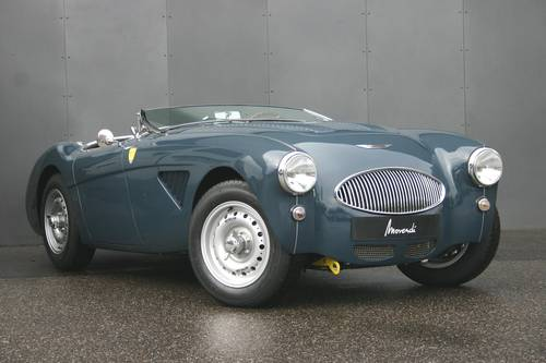 For Sale Austin Healey 100/4 (1955) | Classic Cars HQ.