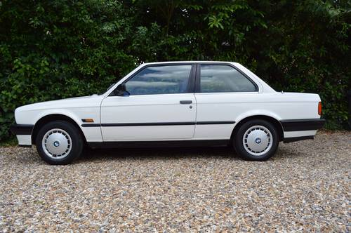 For Sale BMW E30 316i Two door (1989) - Image 1 ... & For Sale BMW E30 316i Two door (1989) | Classic Cars HQ.