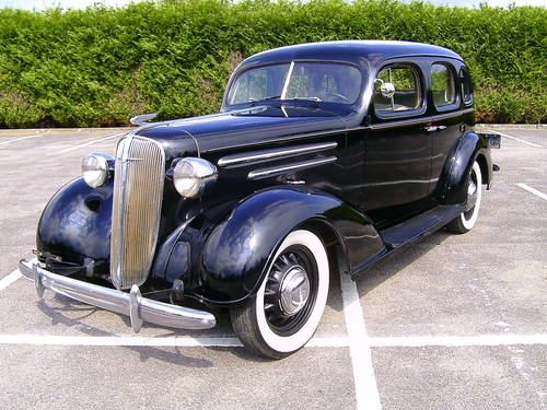 For Sale Beautiful 1936 Chevrolet Master Deluxe | Classic