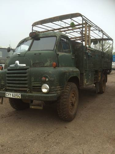 For Sale Bedford Rl 4 215 4 1957 Classic Cars Hq
