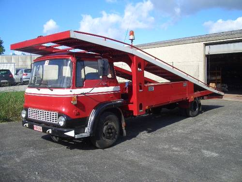 For Sale Bedford truck  Car carrier 1980  Classic Cars HQ