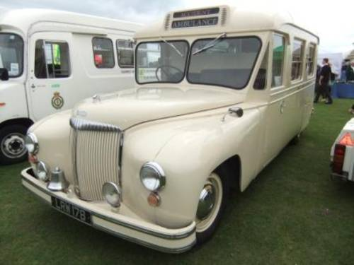 For Sale Daimler DC 27 Ambulance (1951) | Classic Cars HQ