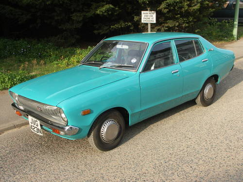 For Sale Datsun 120Y (1975)   Classic Cars HQ.