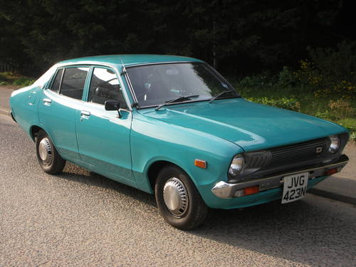For Sale Datsun 120Y (1975) | Classic Cars HQ.