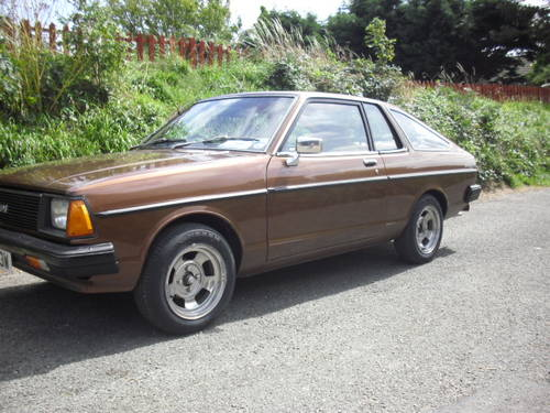 For Sale Datsun B310 Coupe 1980 Classic Cars Hq