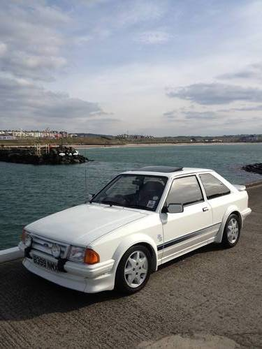 for sale ford escort rs turbo series 1 1985 classic cars hq. Black Bedroom Furniture Sets. Home Design Ideas