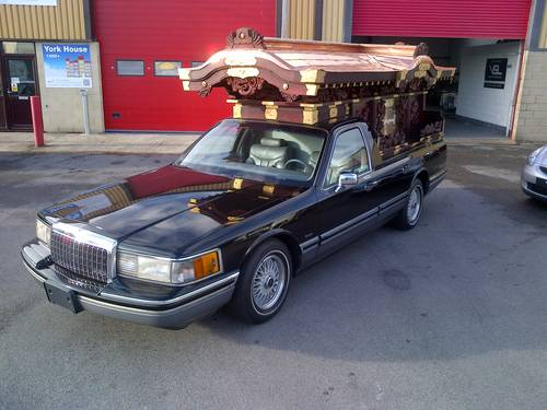 For Sale Lincoln Towncar Japaneese Hearse By New Empire Motors Inc