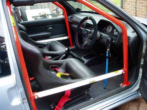 For Sale Peugeot 106 GTI 2001 modified road / track day car ...