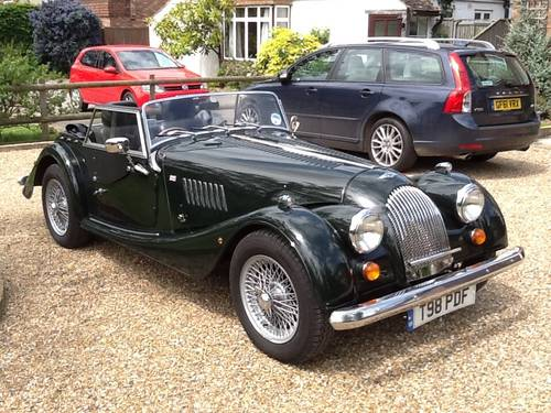 for sale 1999 superb low mileage morgan 4 4 classic cars hq. Black Bedroom Furniture Sets. Home Design Ideas