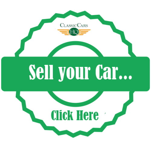 sell your car on classic cars HQ