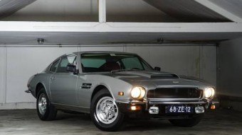 For Sale (1977) ASTON MARTIN V8 (BARN FIND, 2 OWNERS SINCE ...