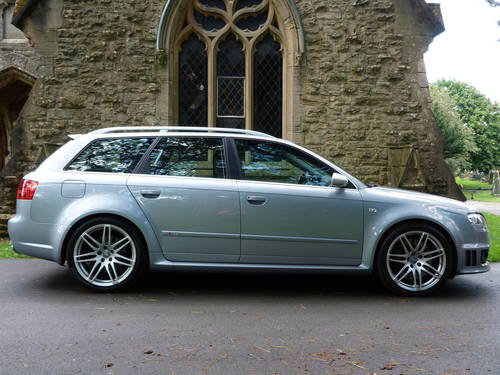 for sale 2007 audi rs4 avant 15961 miles from new classic cars hq. Black Bedroom Furniture Sets. Home Design Ideas
