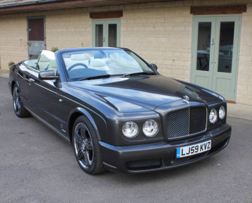 for sale 2009 bentley azure t classic cars hq. Black Bedroom Furniture Sets. Home Design Ideas