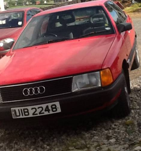 For Sale Classic 1990 Audi 100 Turbo Diesel