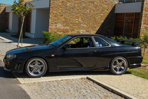 For Sale 1998 LHDrare Nissan SKYLINE R34 GTT  Classic Cars HQ