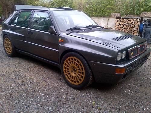 for sale (1994) lancia delta evolution, group a | classic cars hq.