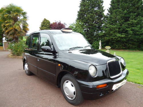 for sale 1998 london taxi tx1 classic cars hq. Black Bedroom Furniture Sets. Home Design Ideas