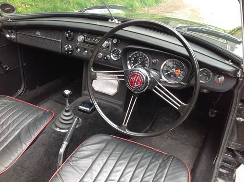 For Sale (1969) MGB roadster heritage shell reconditioned ...