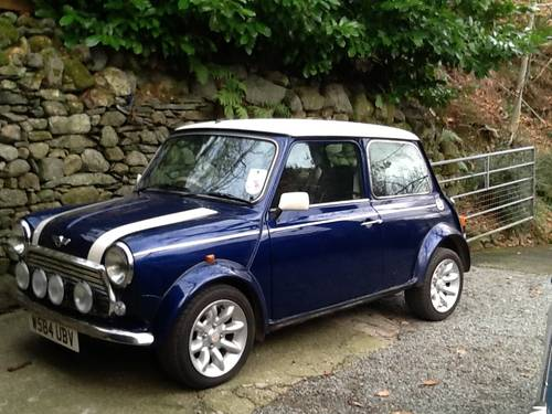 for sale 2000 mini cooper sport 24178miles classic cars hq. Black Bedroom Furniture Sets. Home Design Ideas