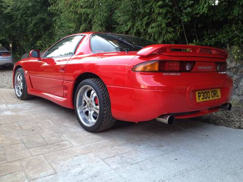 for sale 1997 stunning mitsubishi 3000gt twin turbo classic cars hq. Black Bedroom Furniture Sets. Home Design Ideas