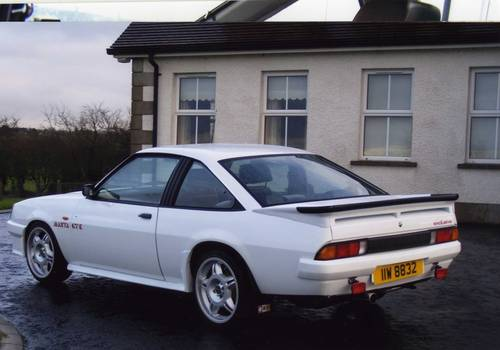 For Sale 1988 Opel Manta 2 0 Gte Exclusive Coupe