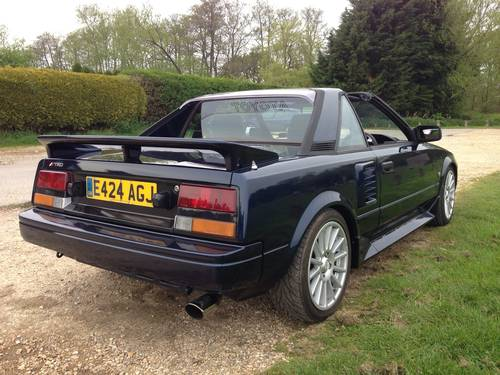 for sale 1988 toyota mr2 mk1b classic cars hq. Black Bedroom Furniture Sets. Home Design Ideas