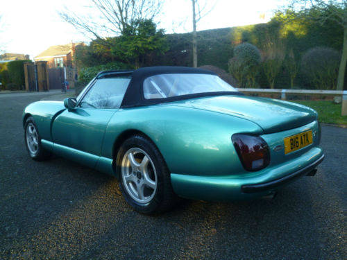 for sale 1995 tvr chimaera 4 0 full service history classic cars hq. Black Bedroom Furniture Sets. Home Design Ideas