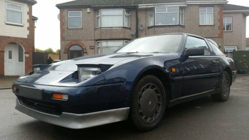 for sale 300zx z31 rare manual turbo 1988 classic cars hq. Black Bedroom Furniture Sets. Home Design Ideas