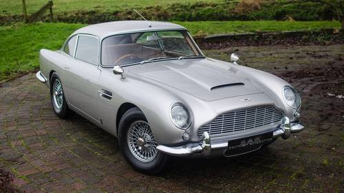 For Sale 1965 Aston Martin Db5 Classic Cars Hq