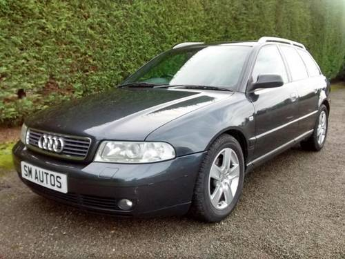 for sale 1999 audi a4 1 8 t quattro sport avant manual. Black Bedroom Furniture Sets. Home Design Ideas