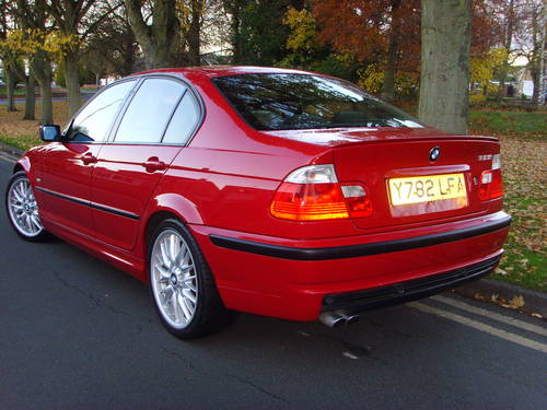 Used 2001 BMW 3 Series 325i Features & Specs | Edmunds