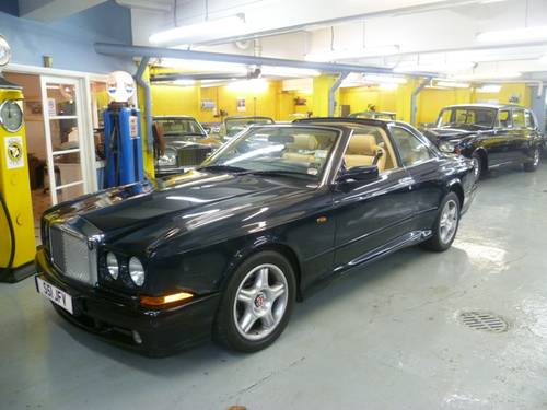 for sale 1998 bentley continental sc classic cars hq. Black Bedroom Furniture Sets. Home Design Ideas