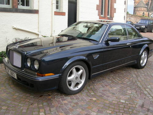 Bentley continental t for sale