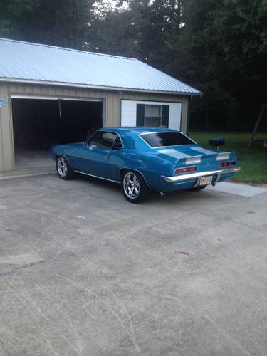 For Sale 1969 Chevy Camaro La 32 900 Classic Cars Hq