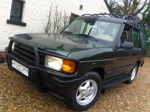 For Sale Lhd Left Hand Drive Land Rover Discovery 300tdi
