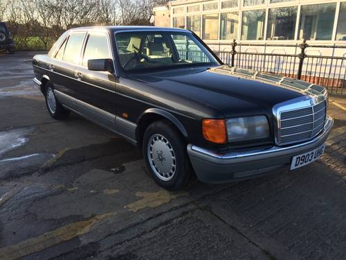 For sale mercedes benz 300 se 1986 classic cars hq for Mercedes benz classic cars for sale