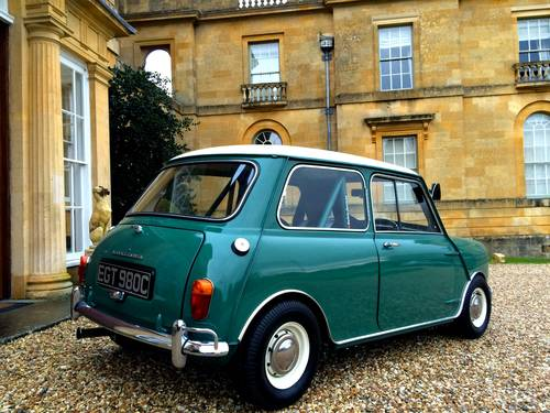 mini sale for Vintage coopers