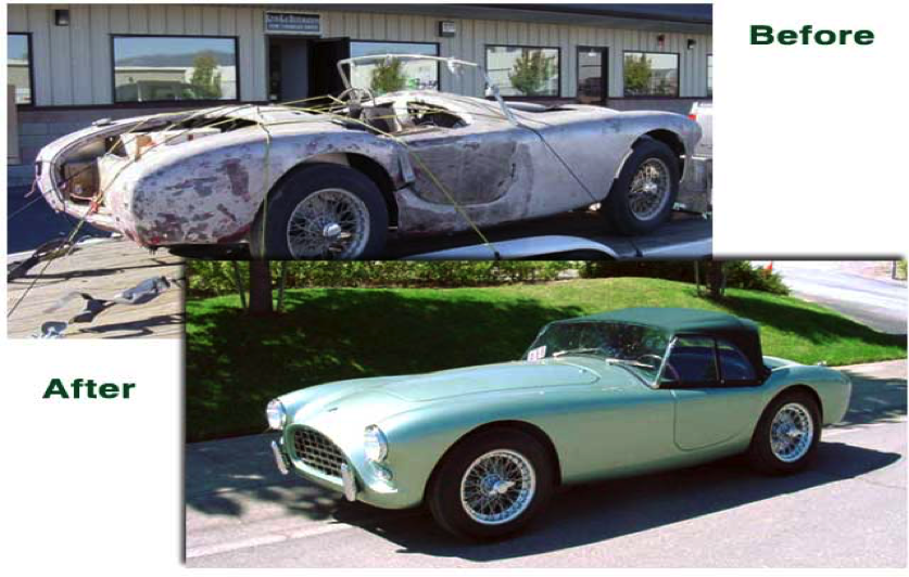 Buying Classic Car For Restoration