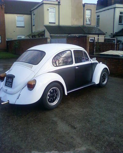 Volkswagen Bug For Sale: For Sale VW Karmann Super Beetle Convertible (1975