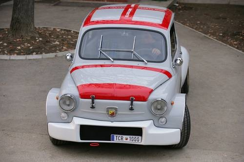 for sale replica abarth 1000 tcr 150hp 1977 classic cars hq. Black Bedroom Furniture Sets. Home Design Ideas