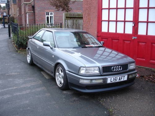 For Sale (1994) Audi Coupe 2.0 16v   Classic Cars HQ.