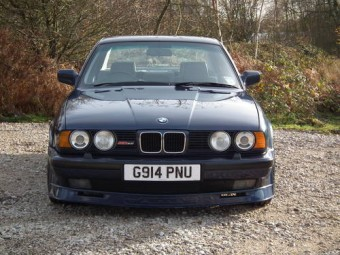 For Sale 1990 Bmw B3 5 Alpina Manual E34 Classic Cars Hq