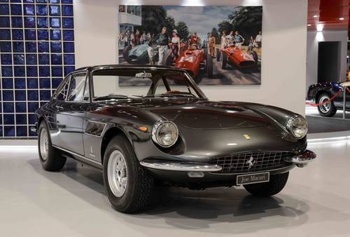 for sale 1966 ferrari 330 gtc fully restored classic. Black Bedroom Furniture Sets. Home Design Ideas