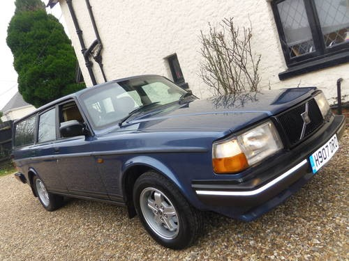 1990 volvo 240 for sale