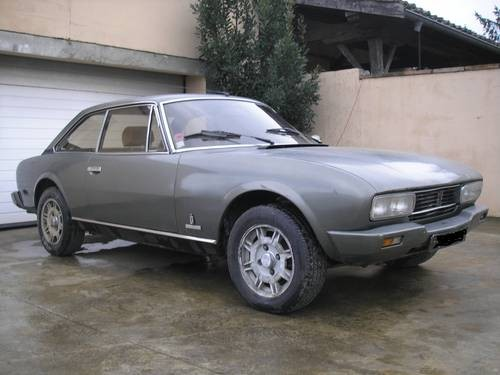 for sale peugeot 504 coupe 1982 classic cars hq. Black Bedroom Furniture Sets. Home Design Ideas