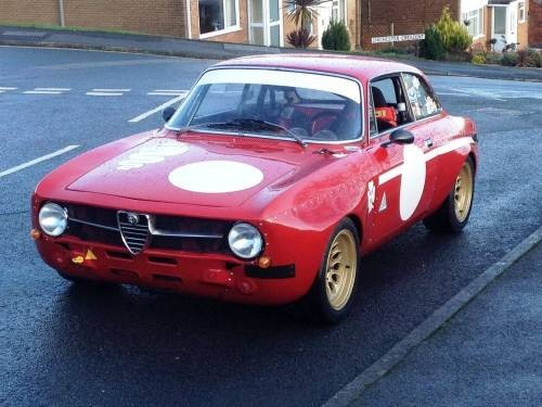 For Sale By Auction Alfa Romeo GTAm Replica Classic Cars HQ - Alfa romeo gtam for sale